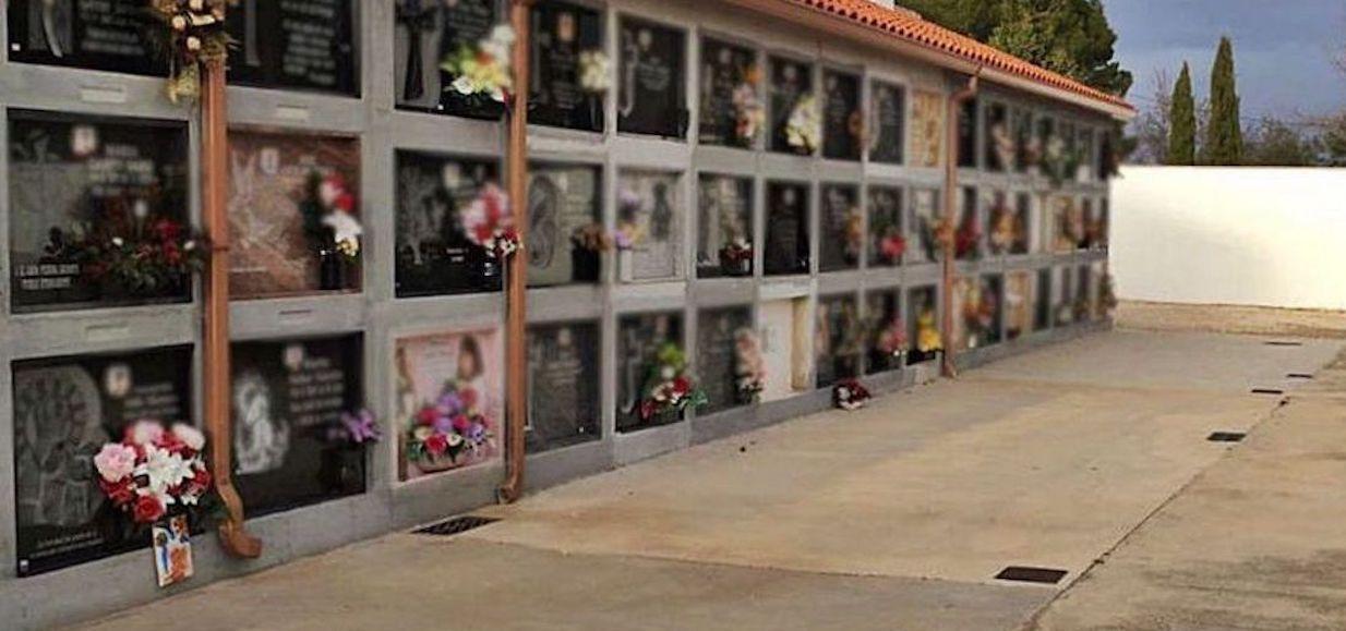 Esquelas.es   [BREVES] Xeraco instala cámaras en el camposanto // Construirán 40 nichos en el cementerio de Totana