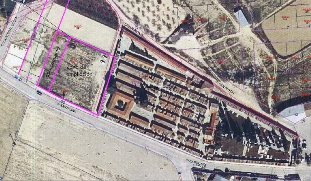Esquelas.es | Tarazona de la Mancha adjudica la ampliación del cementerio municipal en un terreno anexo