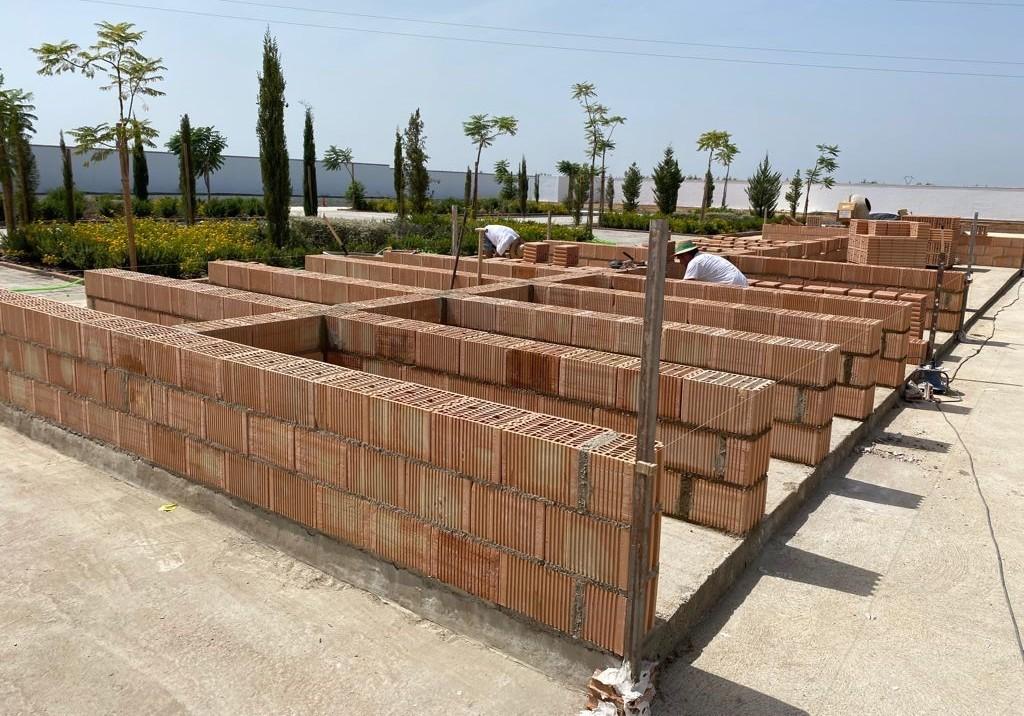 Esquelas.es | Inician las obras de construcción de nichos y soterramiento de la línea eléctrica en el cementerio municipal