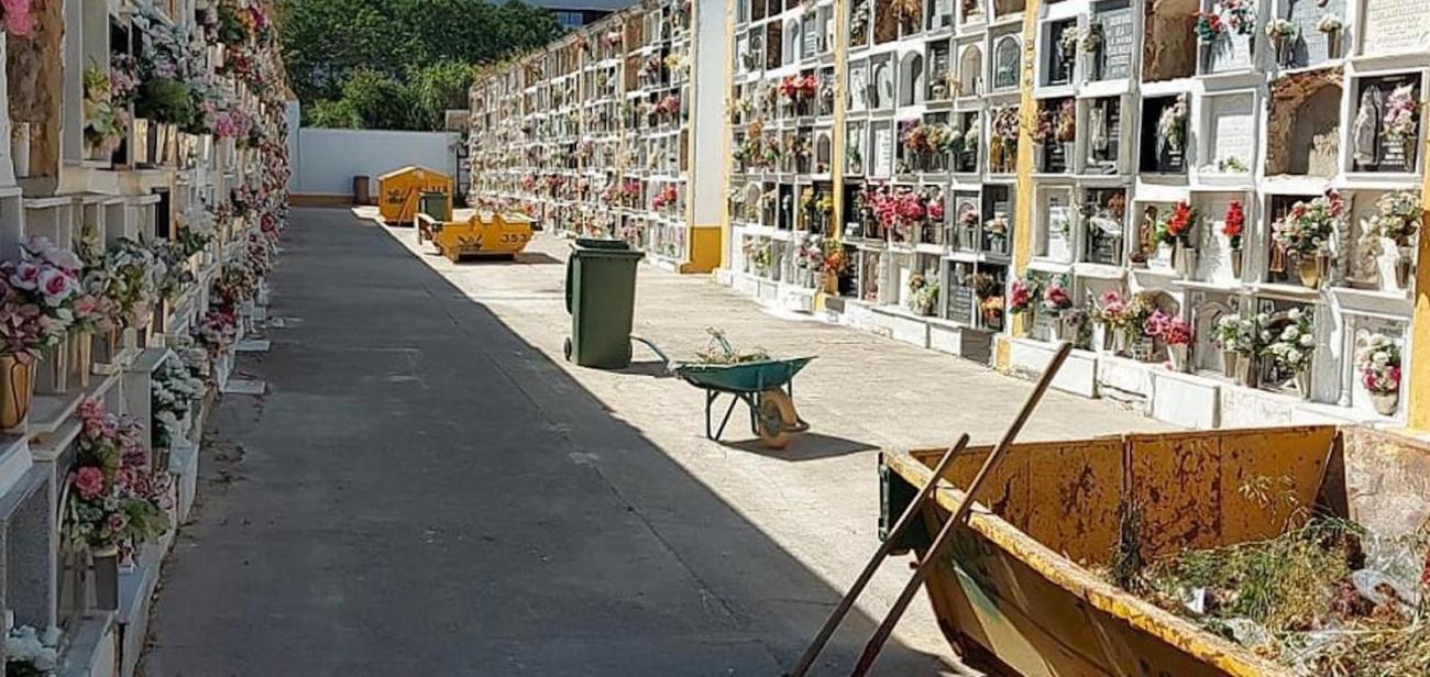 Esquelas.es | Reforma integral del cementerio de Puerto de Santa María ?para poner fin al deterioro de años?