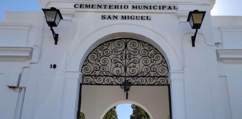 Esquelas.es | Inician la exhumación de los restos en los nichos más viejos del cementerio para su rehabilitación