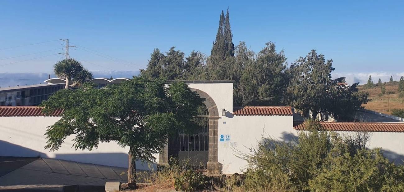 Esquelas.es | CC-PNC de Vilaflor denuncia el continuo retraso del proyecto de ampliación del cementerio