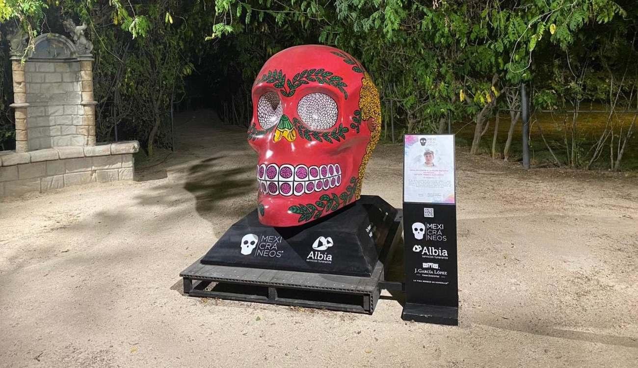 Esquelas.es | Muestra internacional de arte urbano Mexicráneos, una exposición legendaria ahora en Torrejón de Ardoz