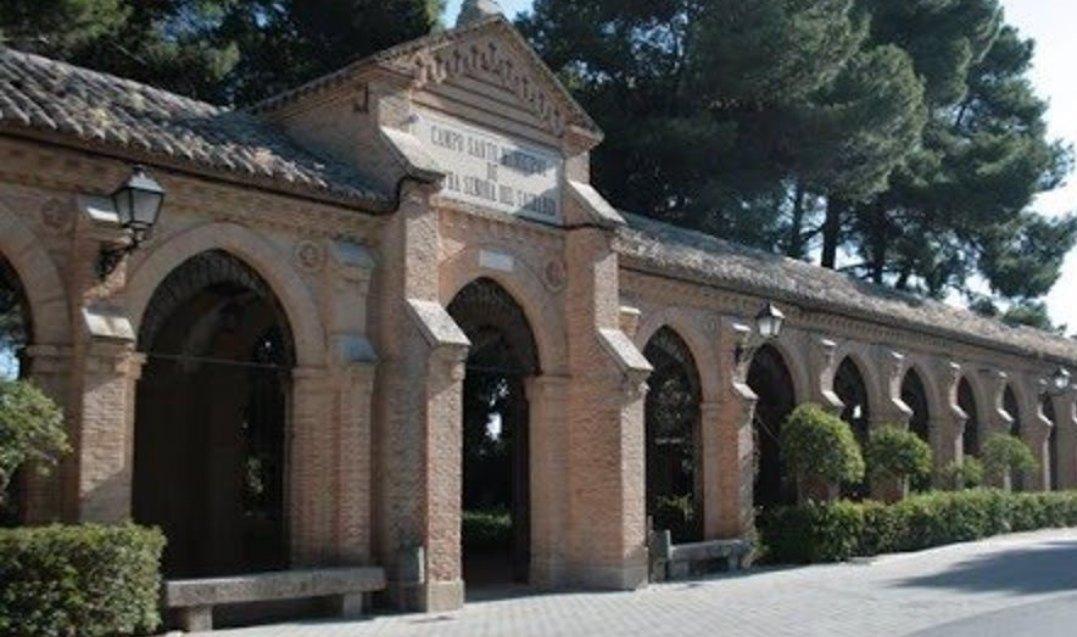 Esquelas.es   Licitan las obras de reparación y mejora de dos patios del cementerio municipal de Toledo
