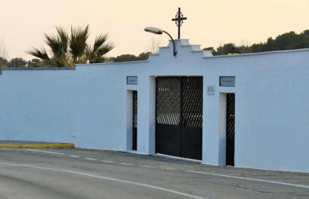 Esquelas.es   Destrozan 16 nichos del cementerio municipal de Cunit (Tarragona)