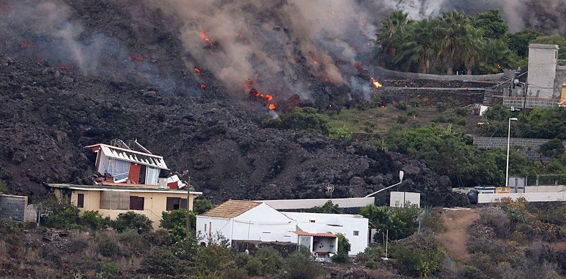 Esquelas.es | El Consorcio de Seguros abona casi 3,7 millones a afectados por el volcán de La Palma