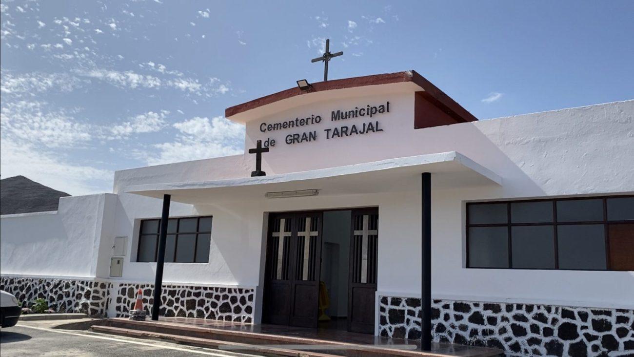 Esquelas.es   Declaran de interés público y social las obras de ampliación del cementerio de Gran Tarajal