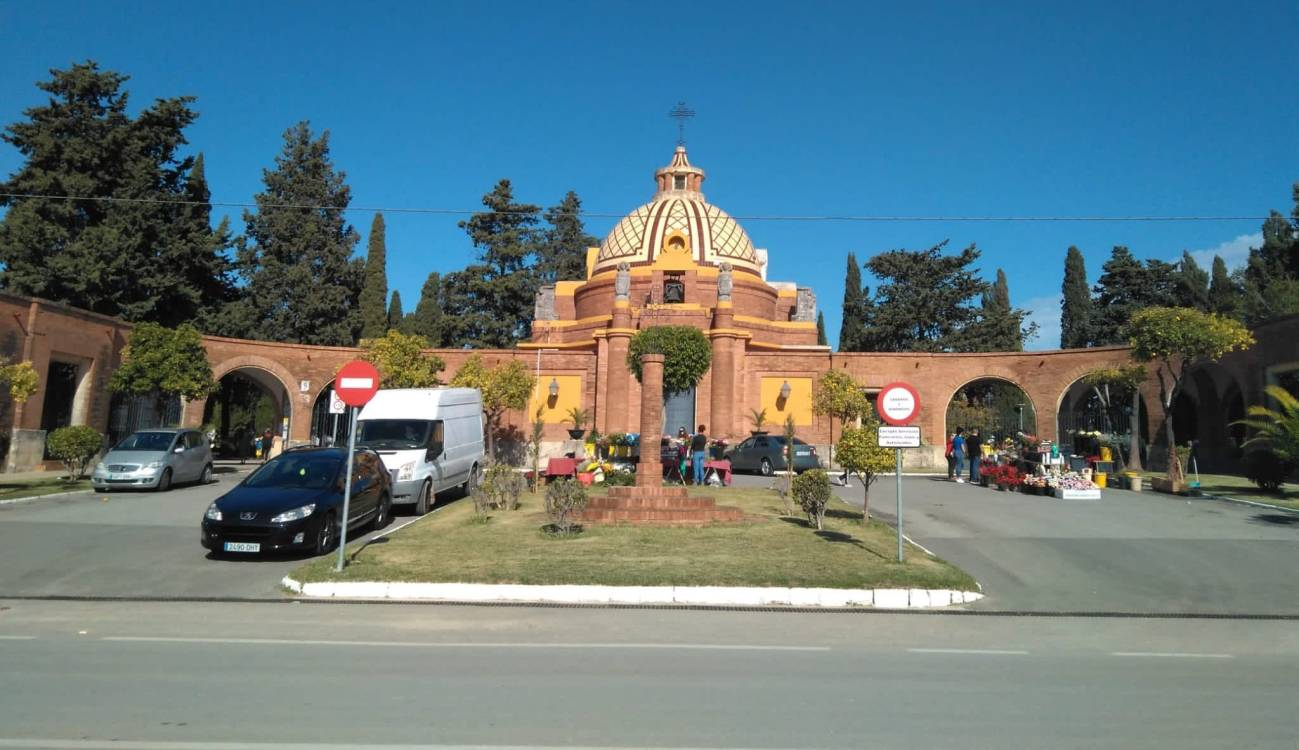Esquelas.es   Múltiples trabajos de mejora y rehabilitación en el cementerio de Jerez pensando en Todos los Santos