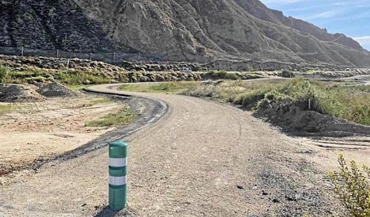 Esquelas.es | El Ayuntamiento de Azagra habilita un camino peatonal hasta el cementerio