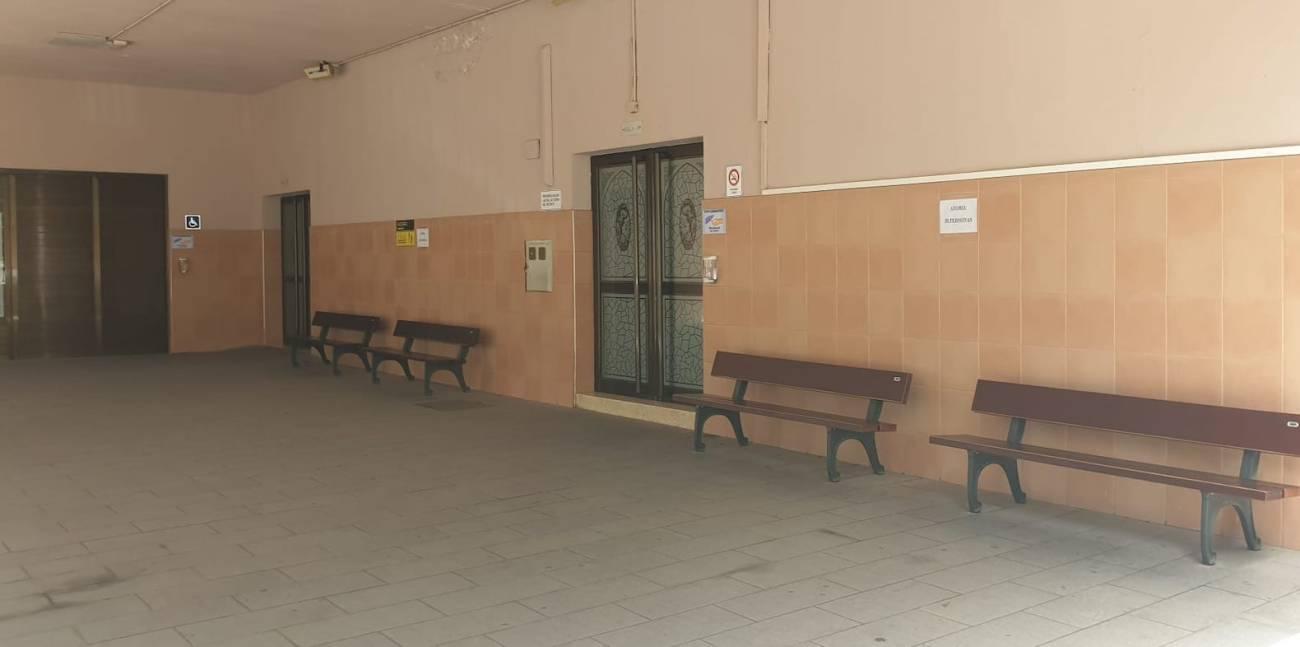 Esquelas.es | Obras de reforma del tanatorio de Vecindario para mejorar su distribución interior y servicios