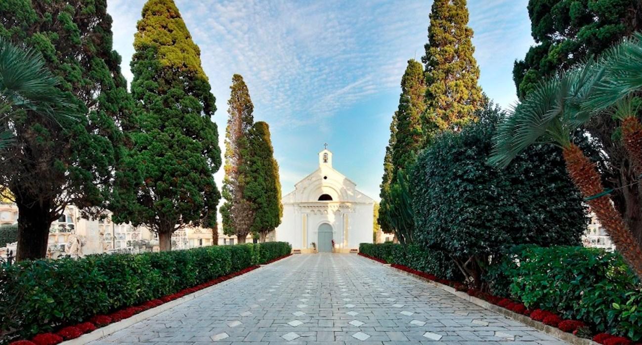 Esquelas.es   Visitas guiadas para conocer el patrimonio histórico y artístico de los cementerios de Sitges, Vilanova y Viladecans